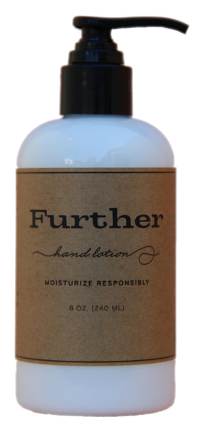 Further Hand Lotion 8oz