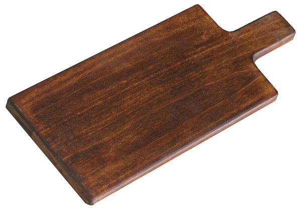 Wood Serving Paddle