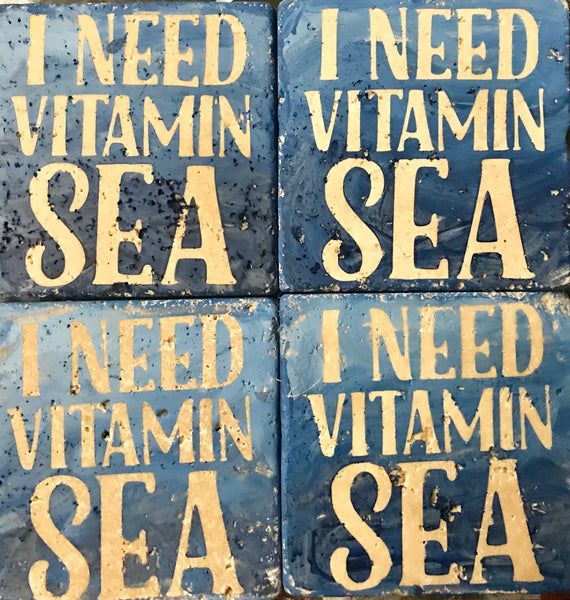 Vitamin Sea Drink Coasters