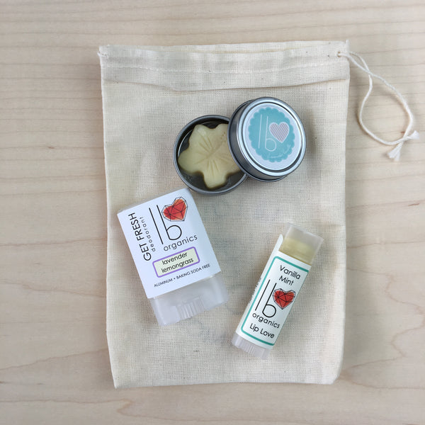 Grab n' Go Pamper Set