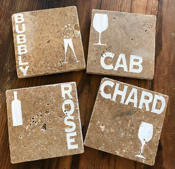 Libation Drink Coasters
