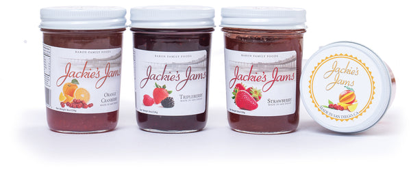 Jackie's Jams - Spicy Raspberry