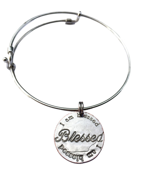 Mariamor Adjustable Sterling Bangle
