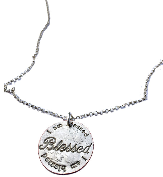 Mariamor Sterling Silver Necklace