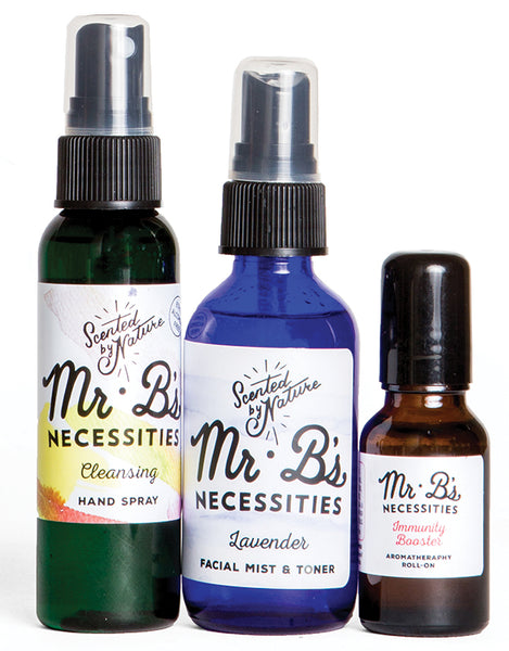 Mr. B's Wellness Set
