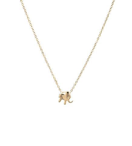The Hungry Elephant Necklace