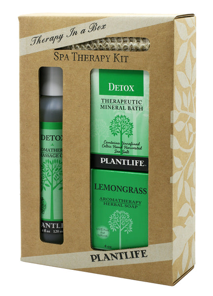 Plantlife Spa Therapy Kits