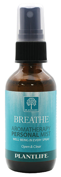 Breathe Aromatherapy Personal Mist