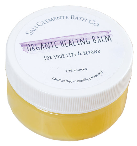 Healing Balm for Lips & Beyond