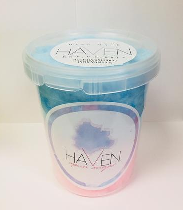Haven Handmade Cotton Candy
