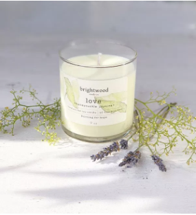 Honeysuckle Jasmine (LOVE) Candle