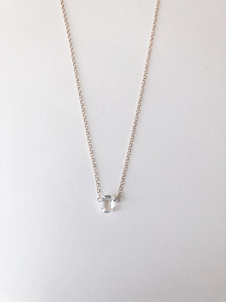Swarovski Pendulum Necklace