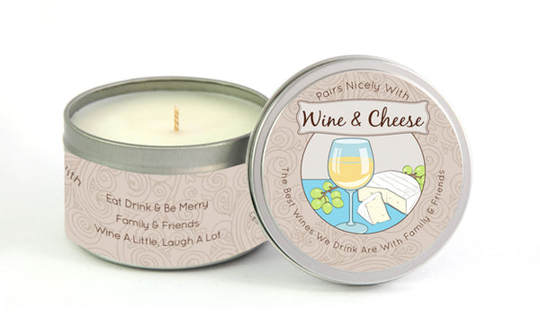 """Foodie"" Milestone Candle"