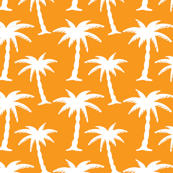 Palm Tree Gift Wrap