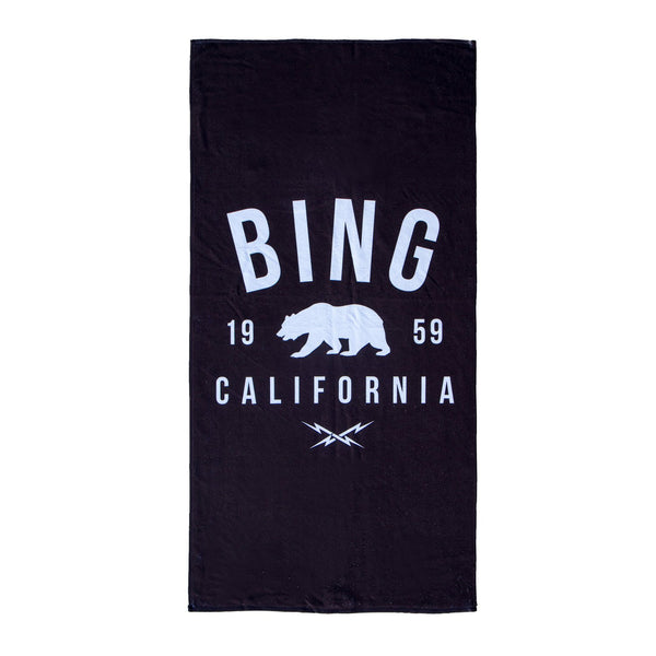 Made in CA Beach Towel