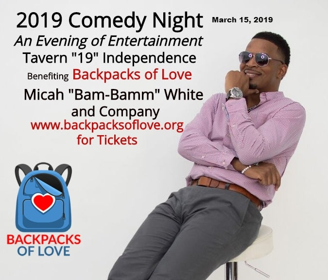 Comedy Night to benefit BPOL  Hope to see you!
