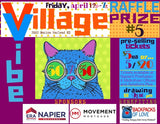 Village Vibe in Powhatan Raffles $5 each or 5 for $20