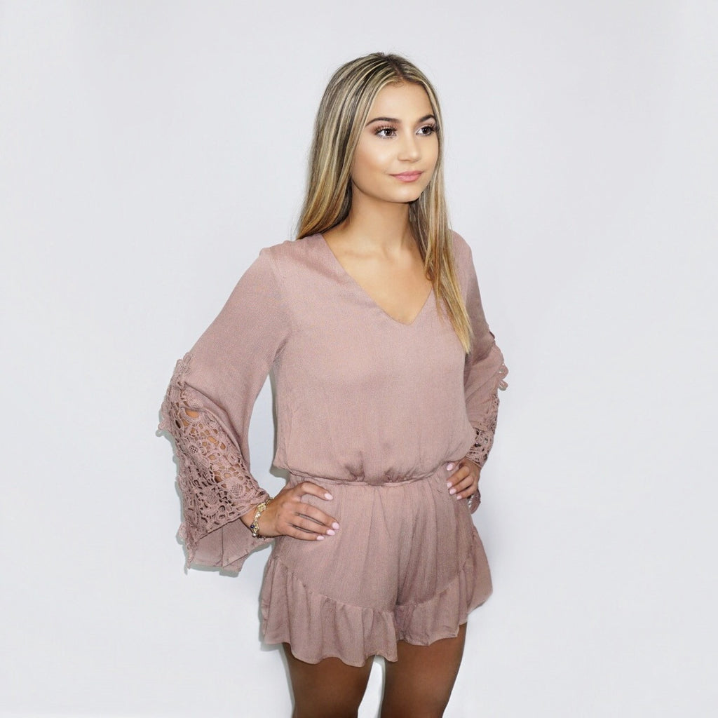 Willow Romper