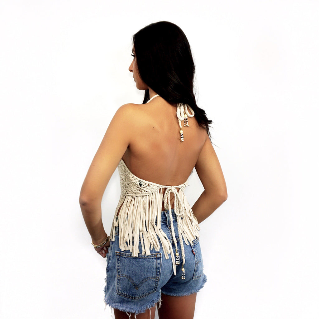 Fringe For All Top