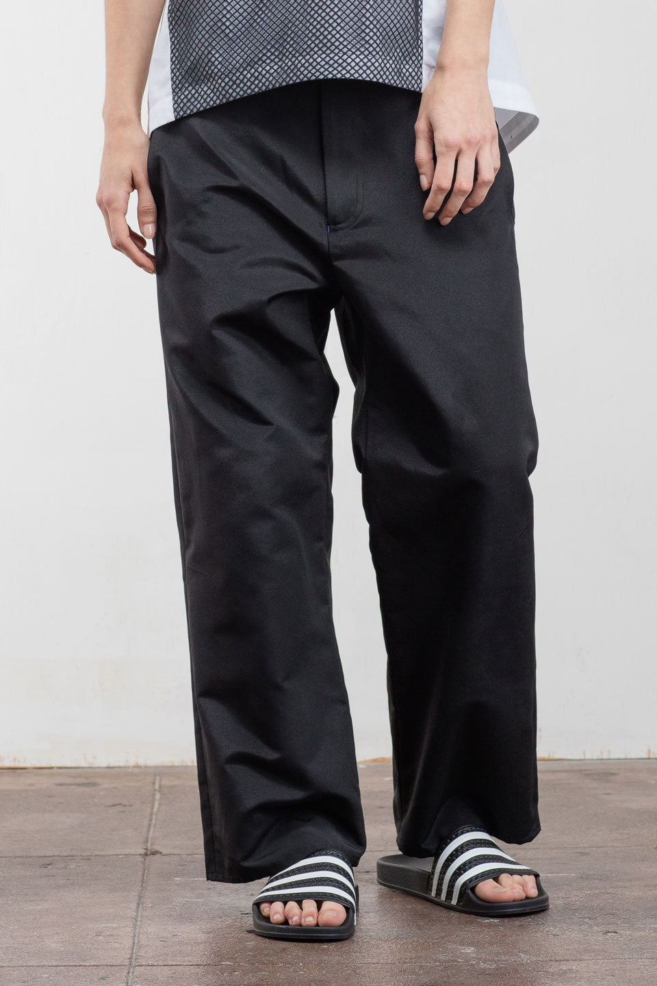 Ren Wide-Leg Pant Black