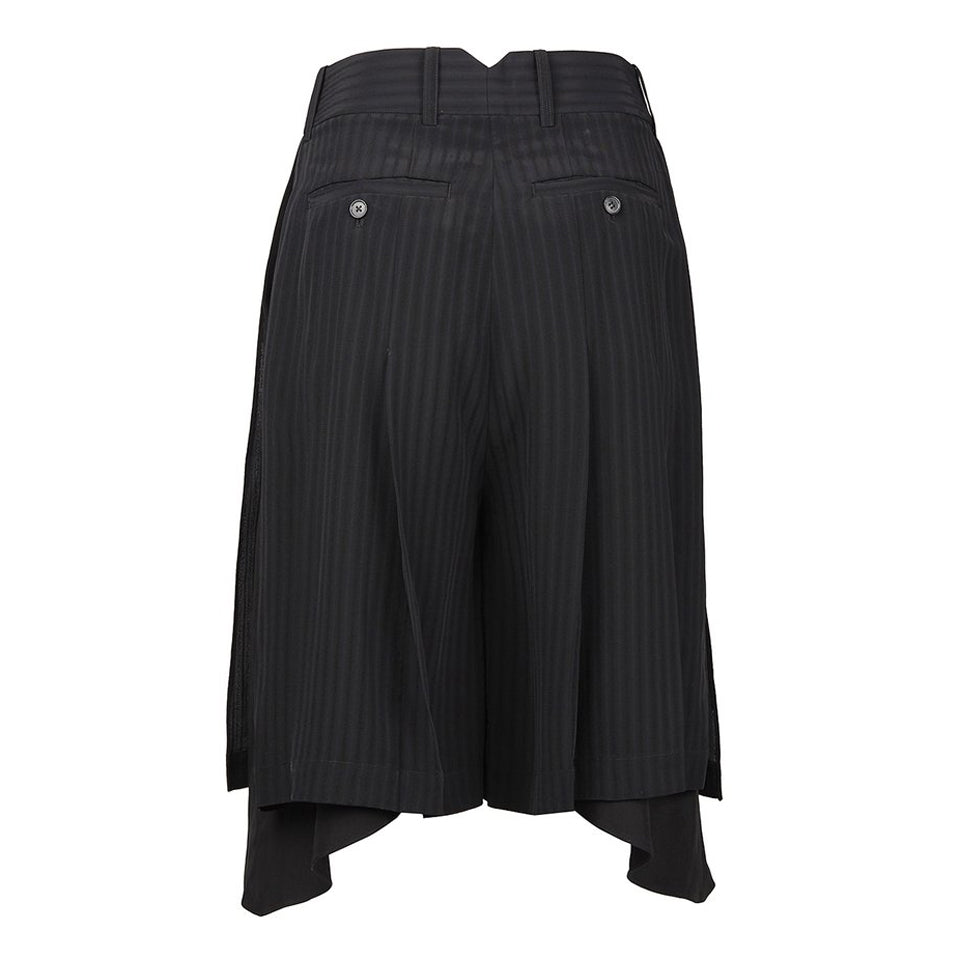 Rin Double Layer Kilt Pant
