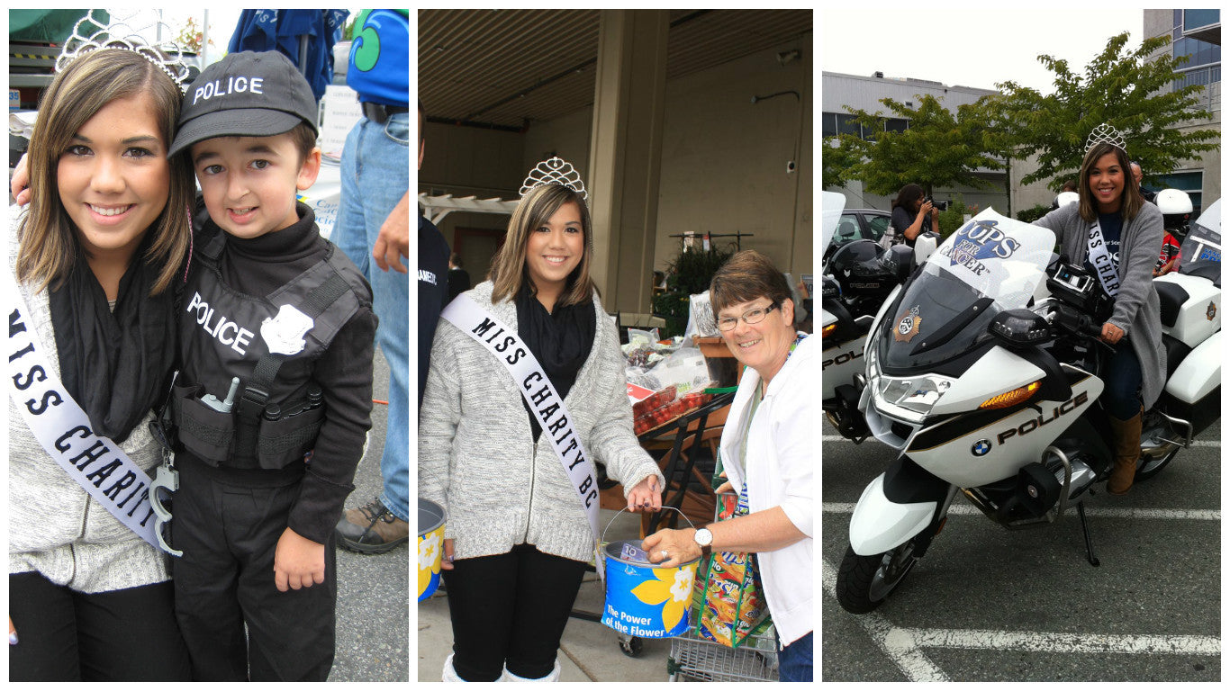 September Fundraising: Why Cops for Cancer?