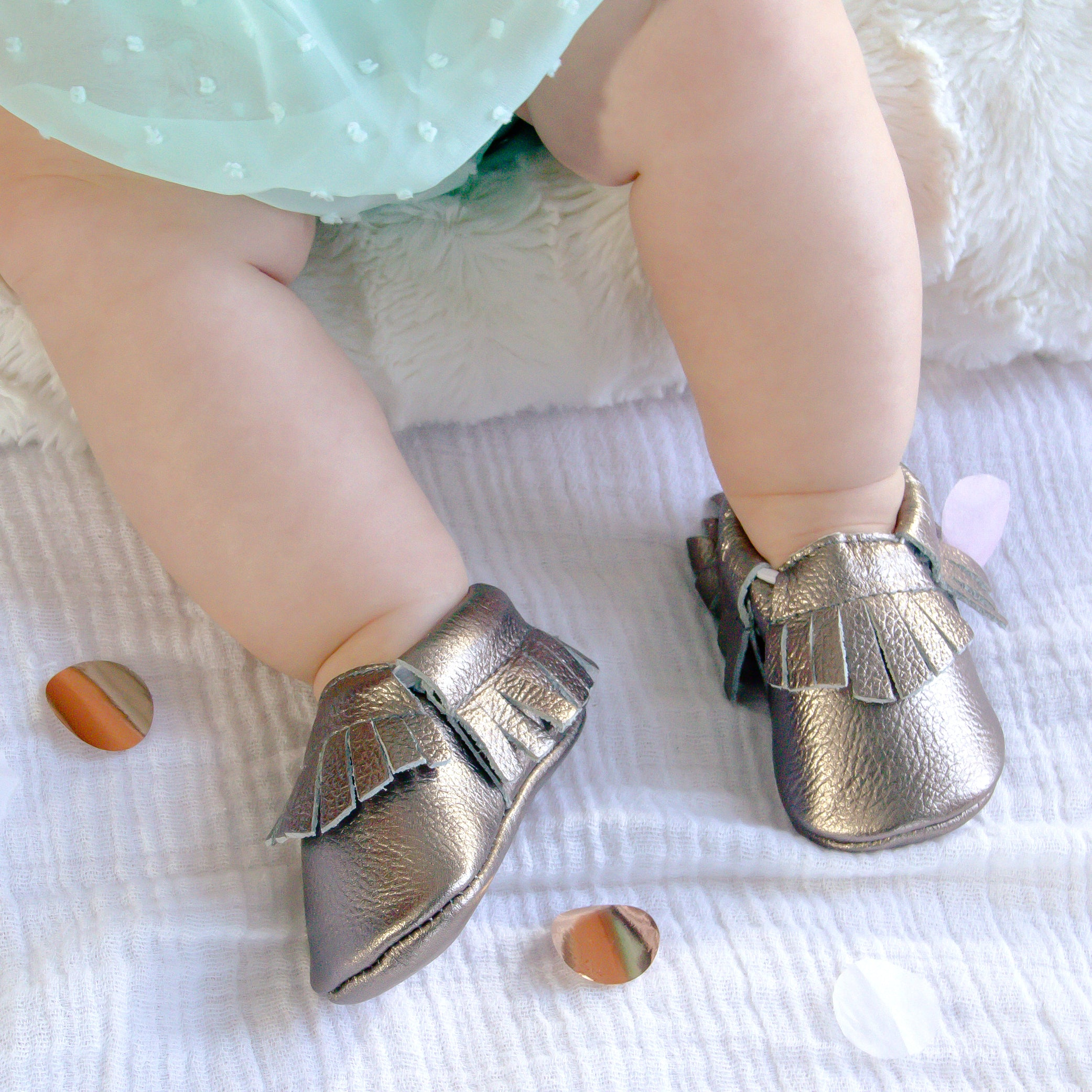 What are the benefits of soft soled shoes for babies and toddlers?