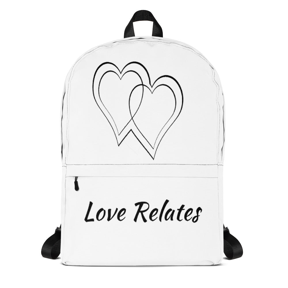 Love Relates Backpack