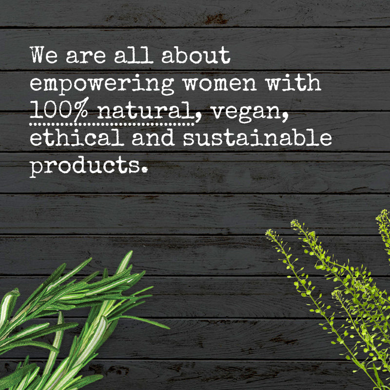 We are all about empowering women