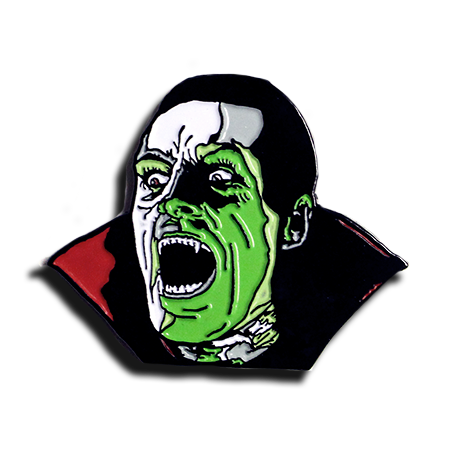 DRACULA PIN - Studiohouse Designs