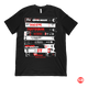 STEPHEN KING RULES STACK T-SHIRT