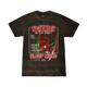 A NIGHTMARE ON ELM STREET BLACK-STRIPE T-SHIRT