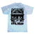 THE EVIL DEAD TIE-DYE T-SHIRT