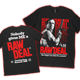 RAW DEAL T-SHIRT