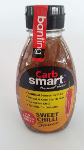 Carbsmart Sweet Chilli Sauce (375g)