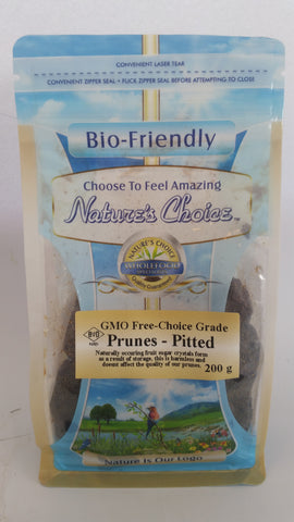 Nature's Choice - Pitted Prunes (200g)