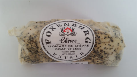 Foxenburg - Chevre Rolls Garlic/Pepper (100g)