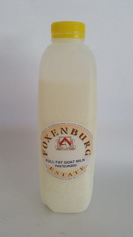 Foxenburg - Goat Milk Pasteurised (1L)
