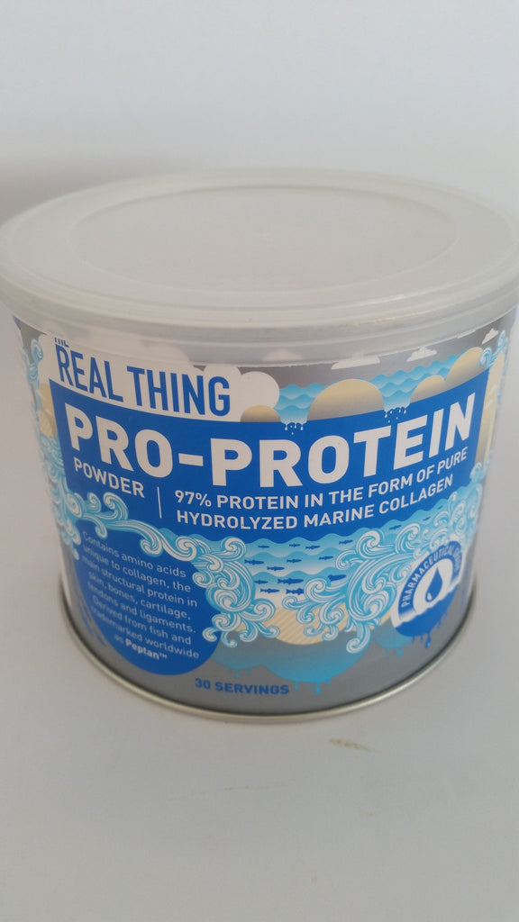 The Real Thing - Pro-Protein Powder (180g)