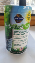 Garden of Life - Perfect Food RAW (240g)