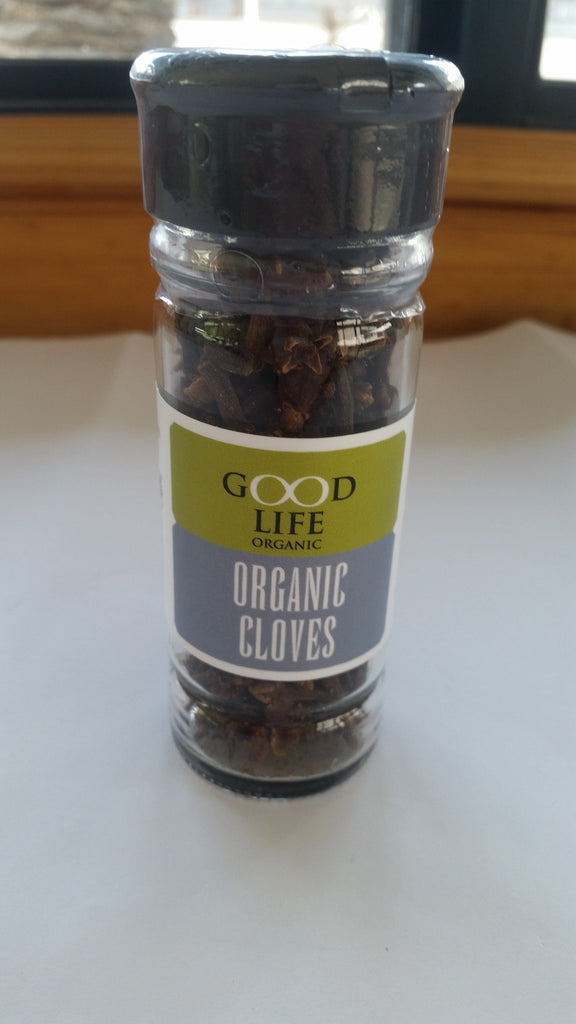 Good Life Organic - Organic Cloves (30g)
