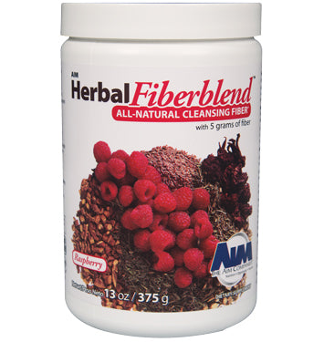 AIM - Herbal Fibreblend Raspberry (375g) - Member