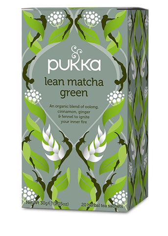 Pukka - Lean Matcha Green Tea (20 bags)