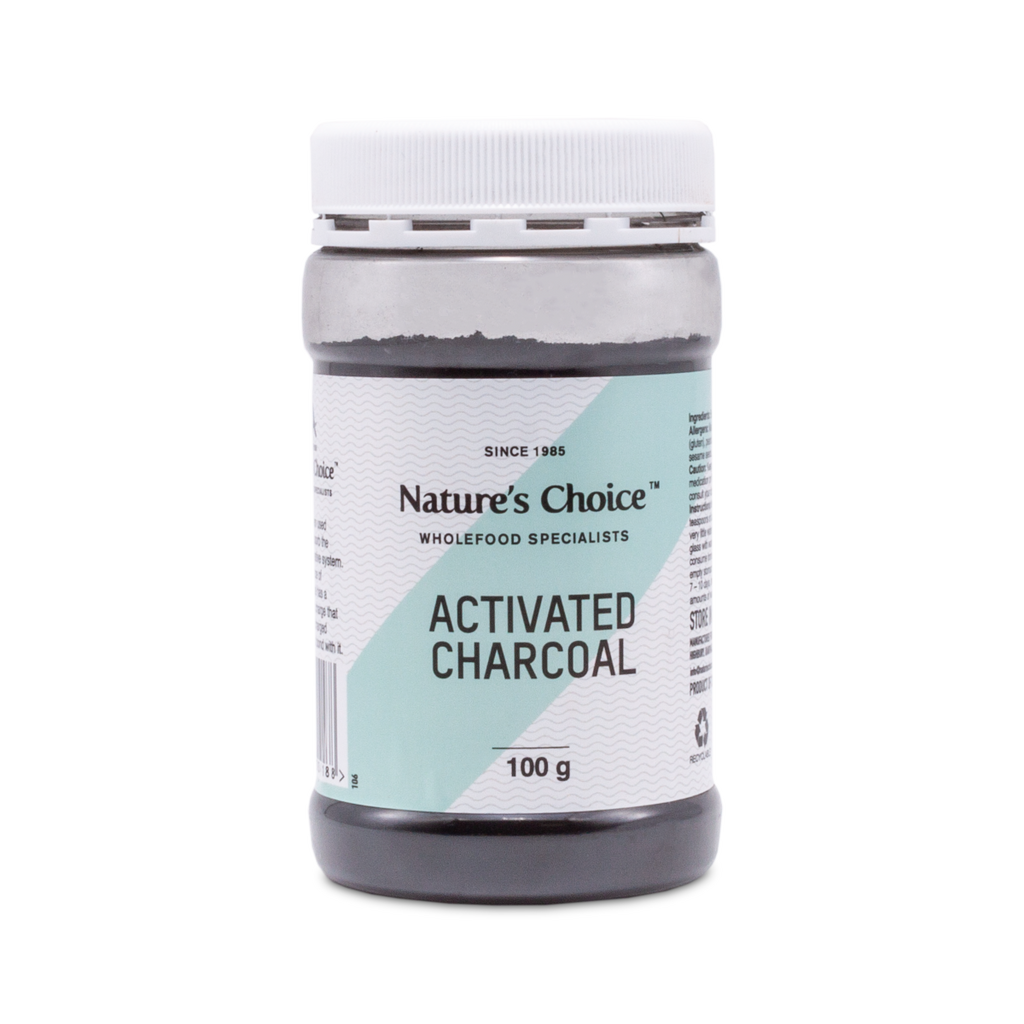 Nature's Choice - Activated Charcoal (100g)