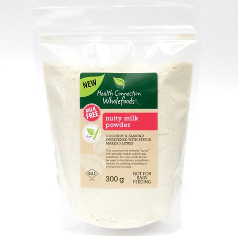 Health Connection Wholefoods - Nutty Milk Powder (300g)