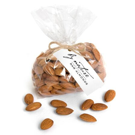 By Nature - Raw Unpasteurised Almonds (100g)