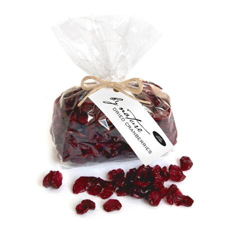 By Nature - Juice-Infused Dried Cranberries (500g)