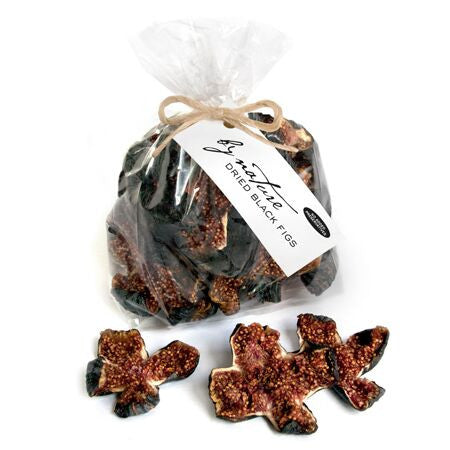 By Nature -Sulphur-Free Dried Black Figs (200g)
