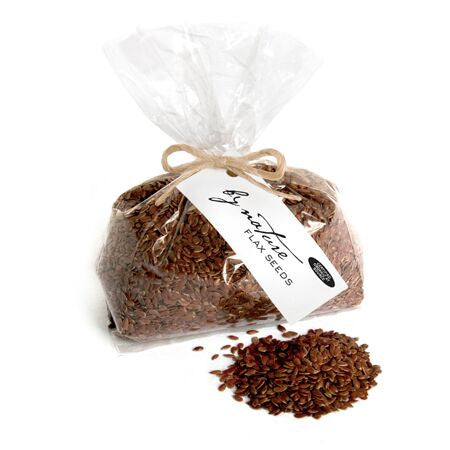 By Nature - Organic Flax Seeds (500g)