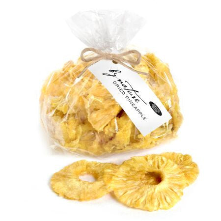 By Nature -Sulphur-Free Dried Pineapple (500g)